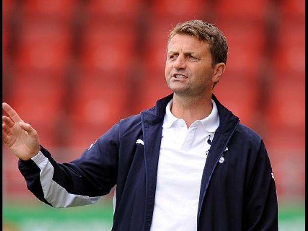 Sherwood linked with Rovers return