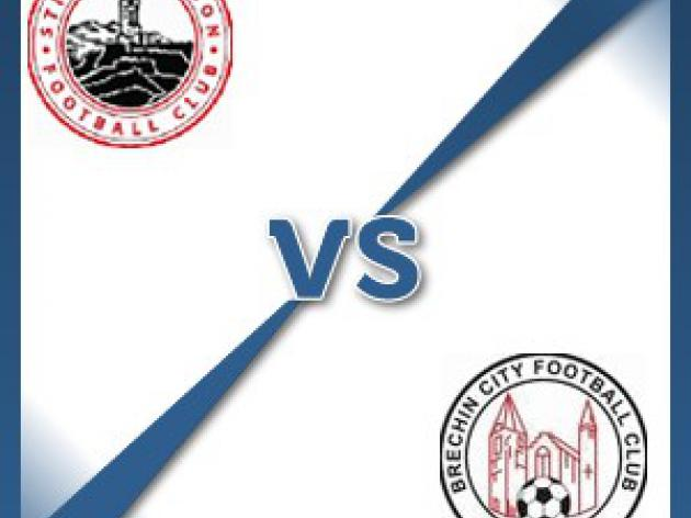 Brechin City away at Stirling Albion - Follow LIVE text commentary