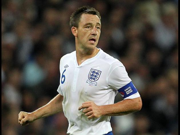 Capello names Terry in squad