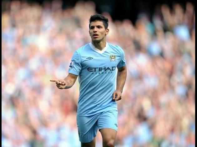 Real Madrid set Aguero as top Summer Target