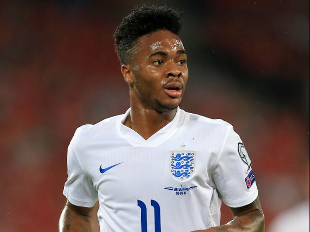 Southgate hints at Sterling absence