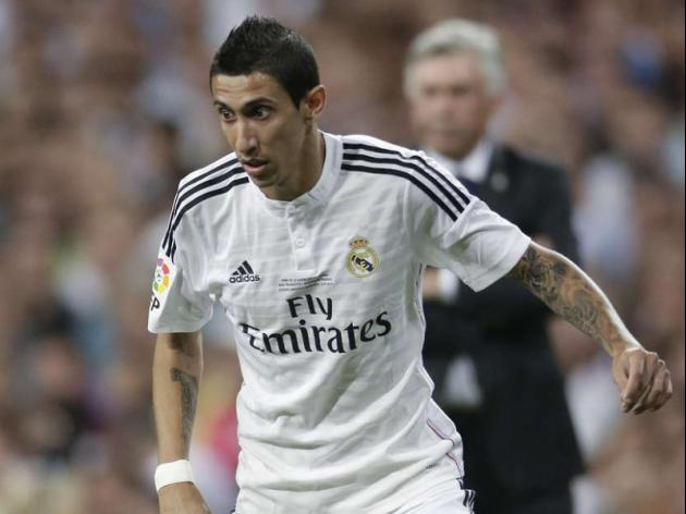 Di Maria refutes Madrid claims he wanted to leave