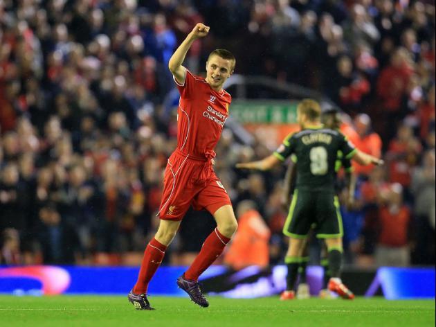 Liverpool 2-2 Middlesbrough: Match Report