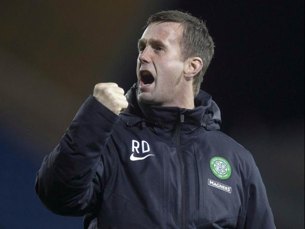 Deila excited at prospect of Old Firm resumption