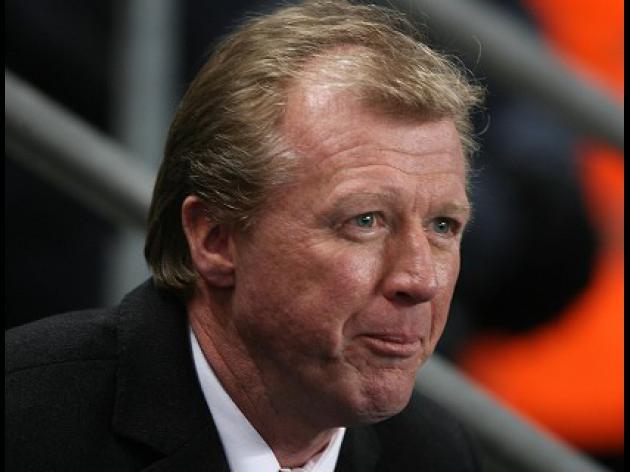 McClaren handed derby opener