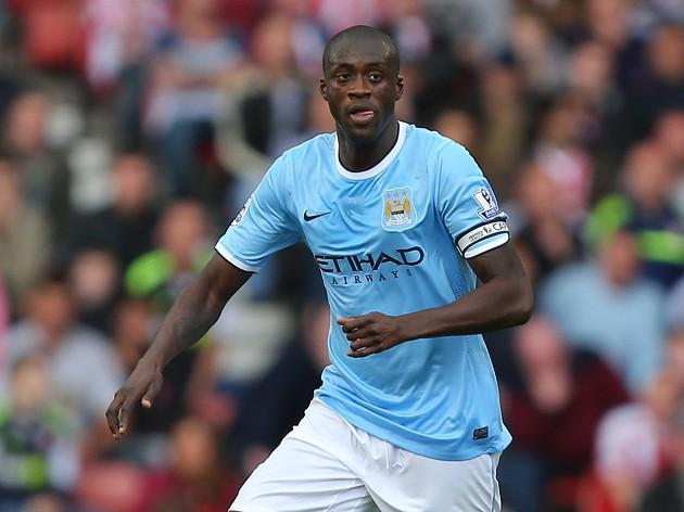 Toure at his best - Pellegrini
