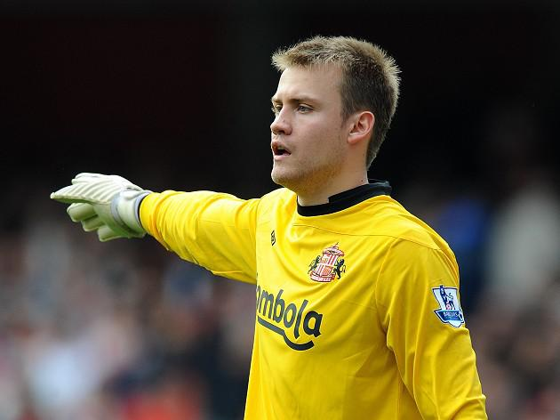 Liverpool sign goalkeeper Mignolet
