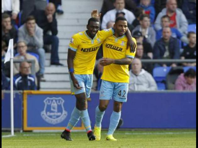 Bolasie inspires Palace fightback