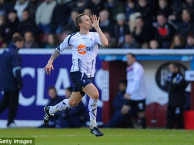 Burnley 1 Bolton 1: Little goodwill as Megson's men cling on to point