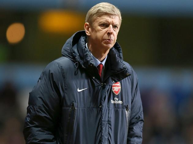 Wenger happy with Gunners response