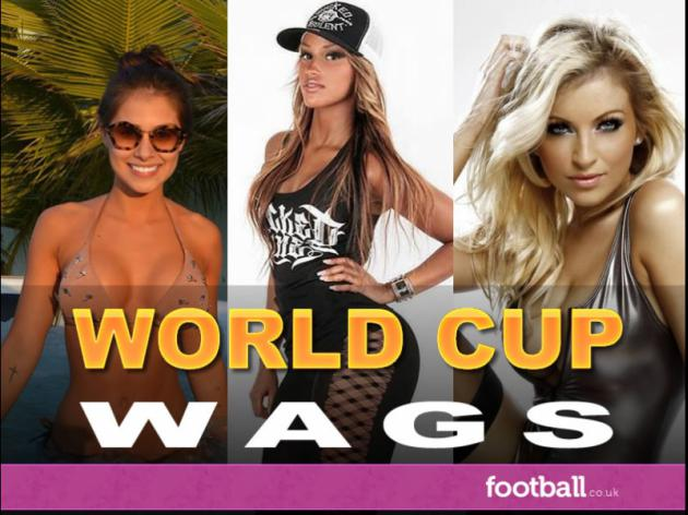 Top 10 hottest World Cup WAGS