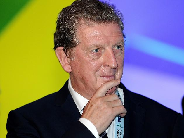 We'll handle the heat - Hodgson