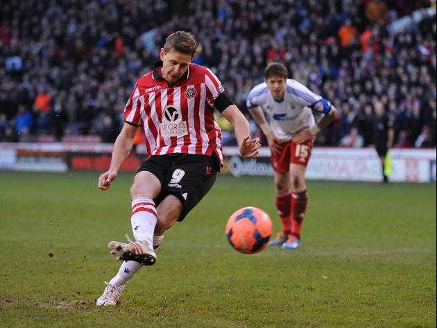 Sheff Utd 1-0 Stevenage: Match Report