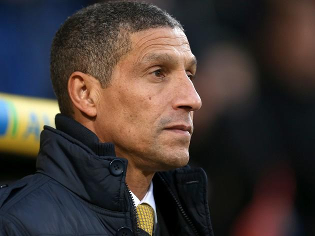 Hughton defiant as Canaries bow out