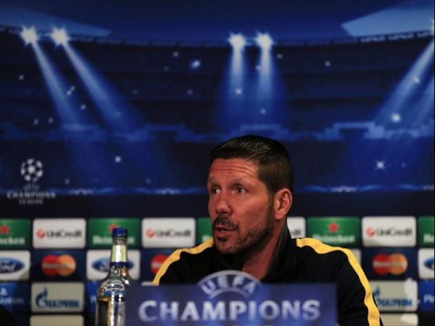 Simeone: Loss could have been worse