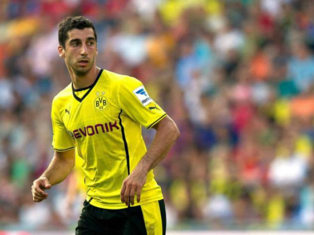 Henrikh Mkhitaryan's Two Goals Symbolize His Playing Style