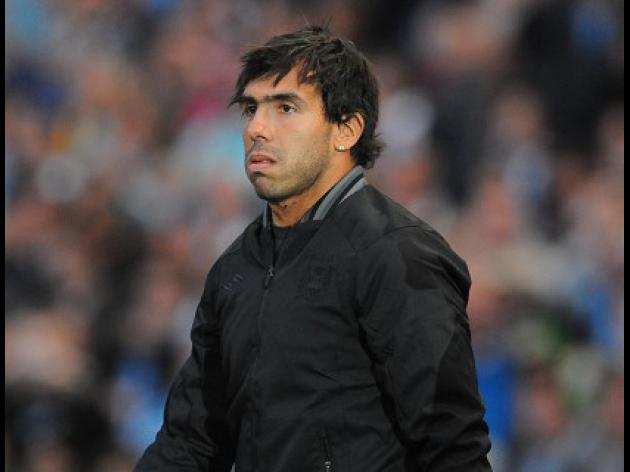 Tevez to face Man City disciplinary hearing