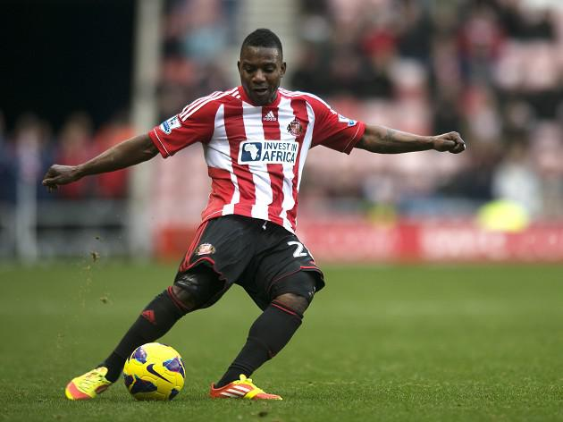 Sessegnon: I'm happy at Sunderland