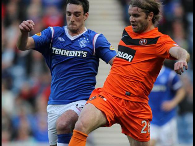 Rangers 3-0 Annan Athletic: Match Report