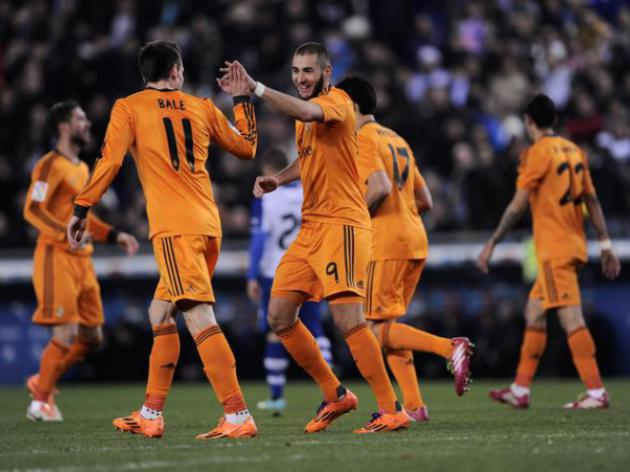 Benzema edges Real Madrid towards Cup semis