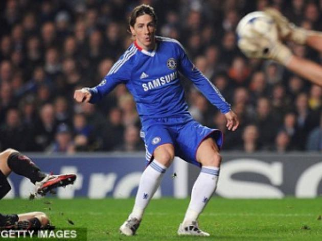 CHELSEA v Manchester City: Fernando Torres to reclaim starting place