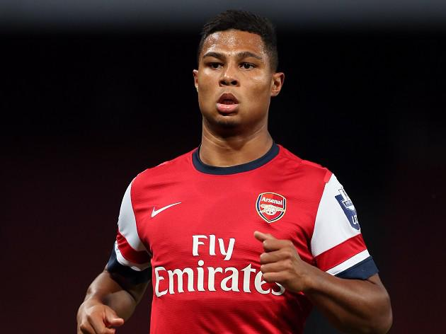 Gnabry hopes to help Arsenal cause