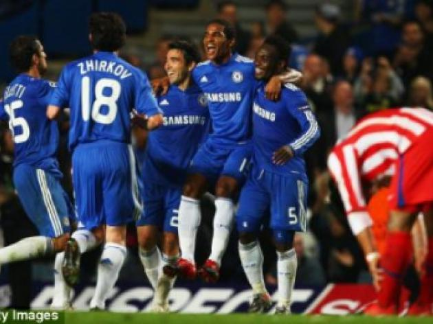 Chelsea are so good we can score from anywhere, claims Florent Malouda