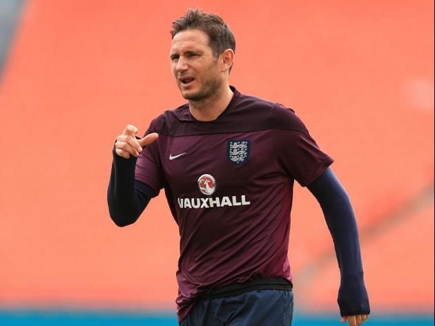 Lampard to captain England
