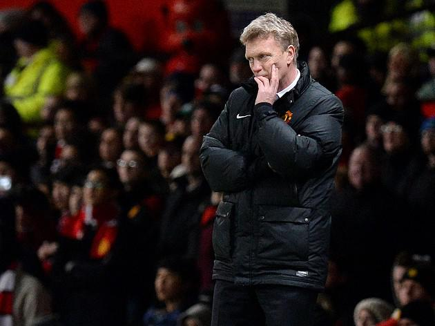 Moyes: I never expected this