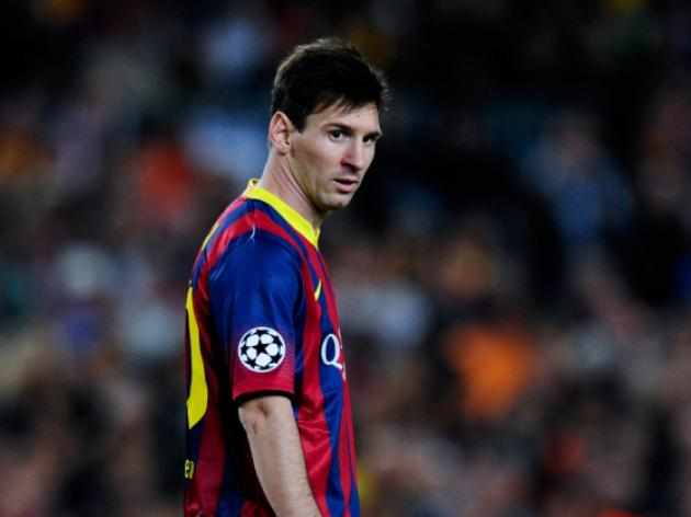 Messi to continue recovery in Argentina