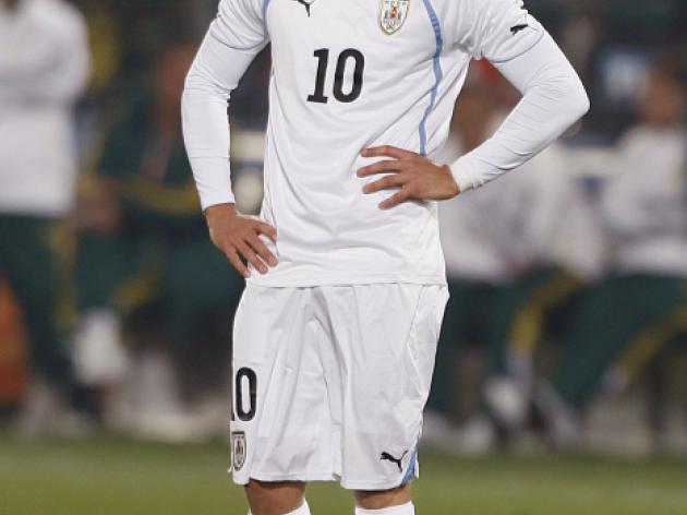 Uruguay v Germany - LIVE