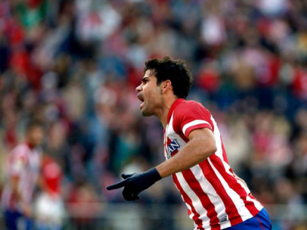 Chelsea's 'done deal' to sign Diego Costa?