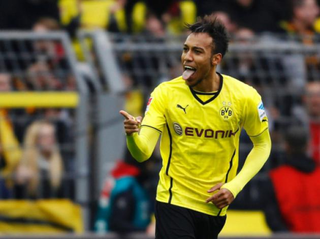 Can Aubameyang replace Lewandowski at Borussia Dortmund?