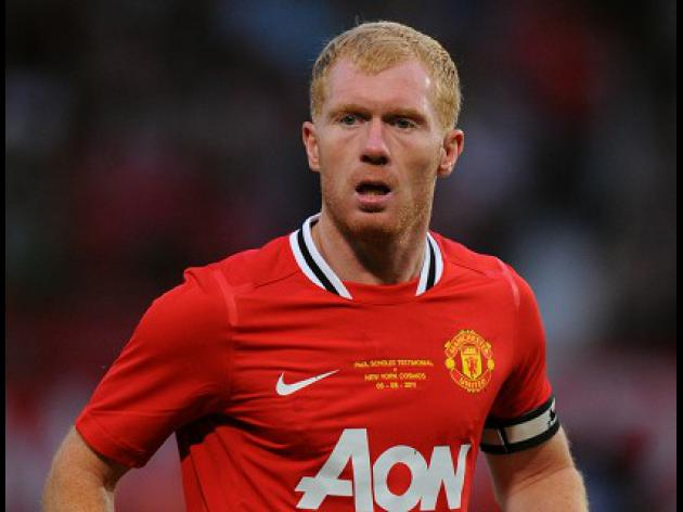 Scholes comes out of retirement