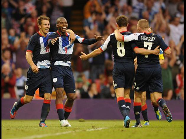 Sturridge sends Team GB into last eight