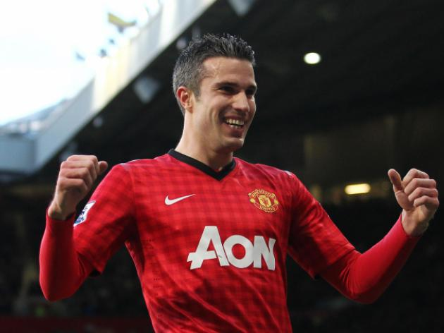 DEBATE: Manchester United's Robin van Persie or Liverpool's Luis Suarez?