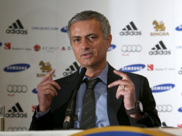 Mega bucks kit deal gives Mourinho the green light to spend big for Chelsea