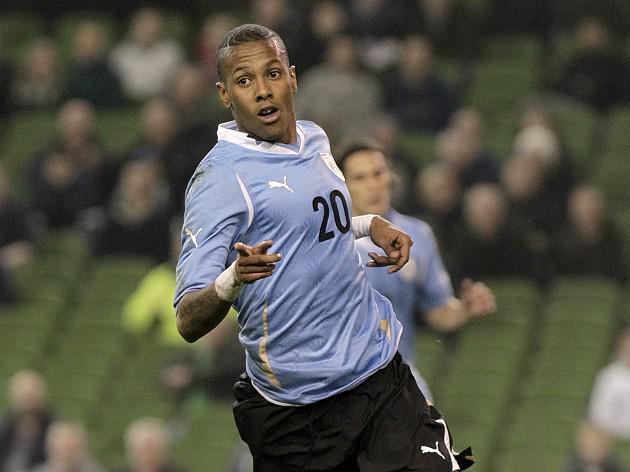 Uruguay trounce Tahiti