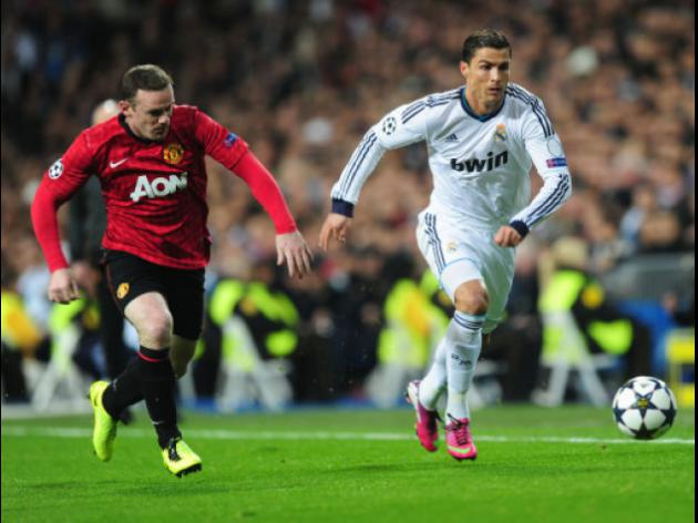 Rooney to have Ronaldo reunion at Real Madrid?