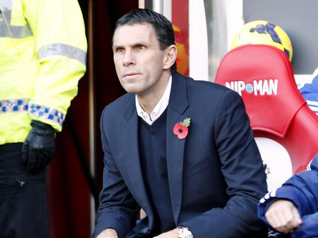 Poyet not worried about bad luck