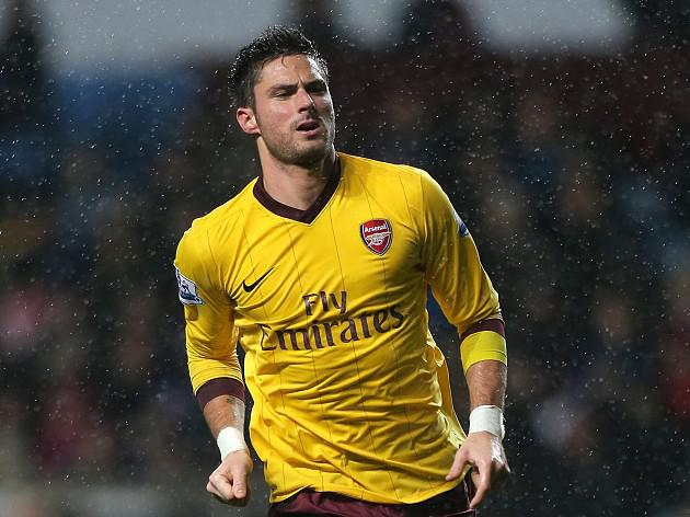 Arsenal summer signing Giroud keen to take the next step