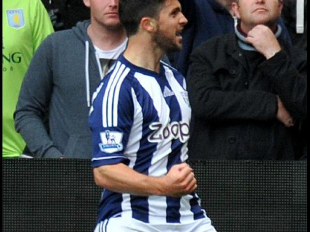 Sunderland 2-4 West Brom: Report