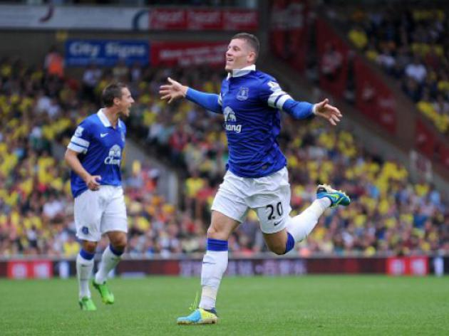 Everton's Ross Barkley is an England star in the making - remember the name!