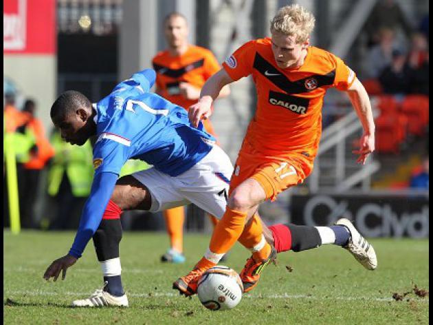 Dundee Utd --- Hibernian: Match Report