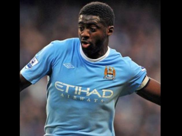 MAN CITY v Scunthorpe: Kolo Toure and Martin Petrov missing for manager Mark Hughes