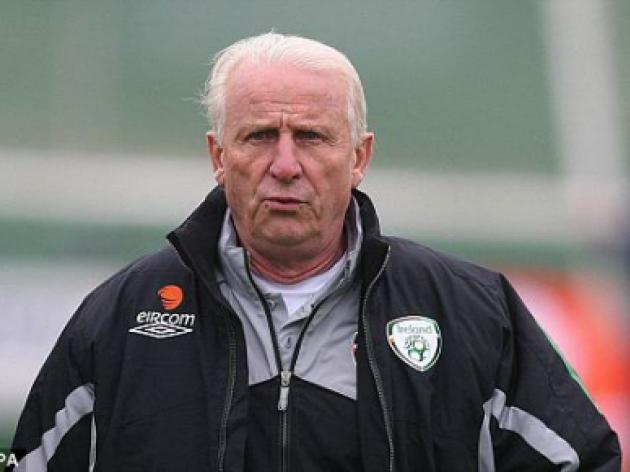 Playing it safe: Trapattoni rests players but sticks with centurion Given
