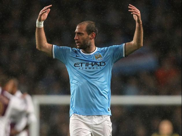Zabaleta: Nothing is won yet