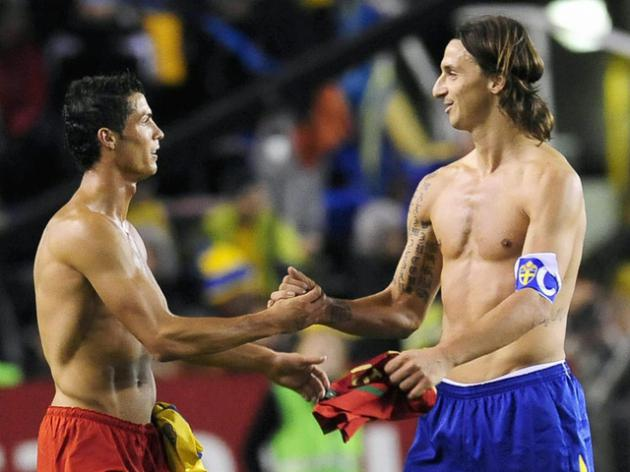 Ronaldo vs Ibrahimovic: The Battle that Will Inevitably Lead to Heartache