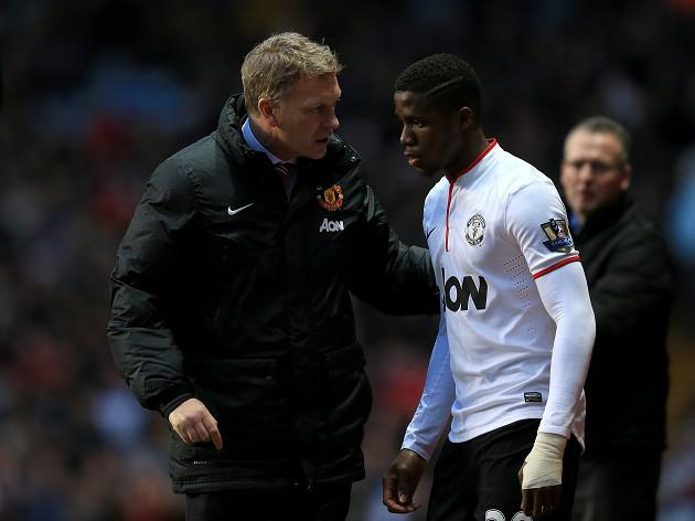 Moyes: No loan approaches for Zaha