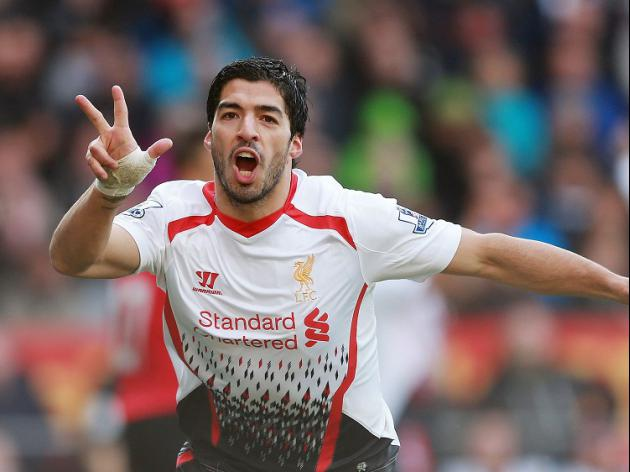 Suarez committed to Reds - Ayre